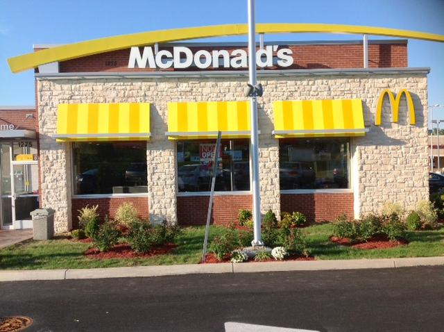 McDonald's Of Route 40 (2290)